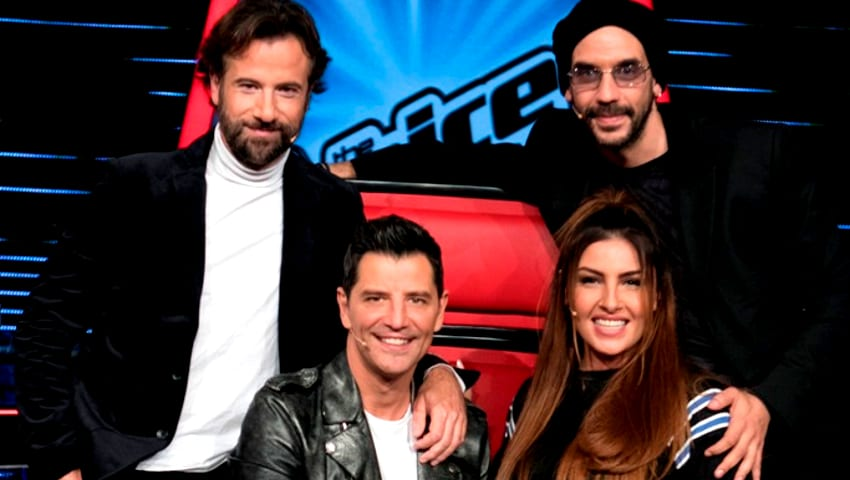 The Voice: Τέλος οι blind auditions - Πότε ξεκινούν τα battles;